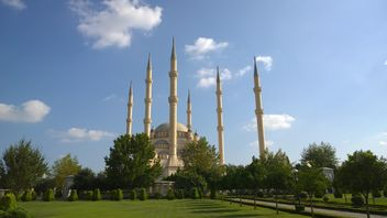 Sabanci Central Mosque - бесплатный image #273023