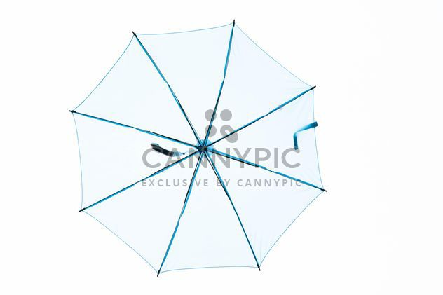 Blue umbrella hanging - Free image #273073