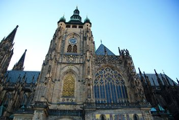 Cathedral in Prague - Kostenloses image #274883