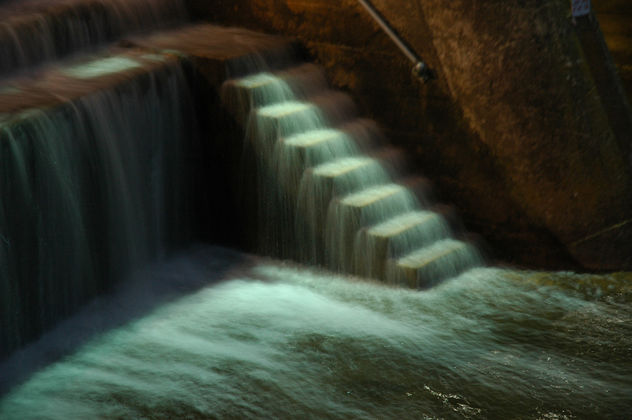 Stairs - Torrens Weir - image gratuit #276913