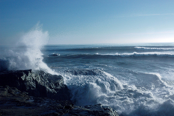 wave coast - Free image #279473