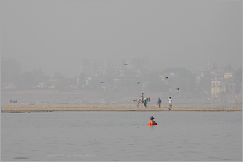fable from the ghats, varanasi - image gratuit #281833