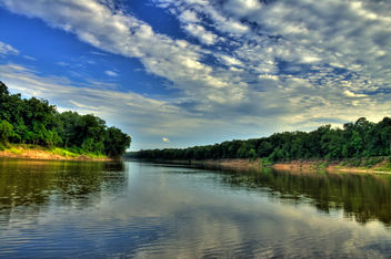 Ouachita River, The Hooker Hole - image #284403 gratis