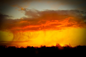 Nature's Painting!!! Nottingham - Sunrise - image gratuit #285733