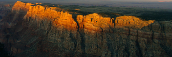 Grand Canyon Ridge Sun Set - image gratuit #287153