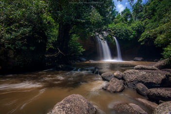 The Waterfall - image gratuit #288483