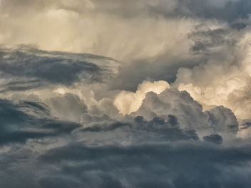 Layers of Clouds - Free image #289503