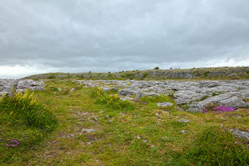 Poulnabrone Landscape - HDR - Free image #289593