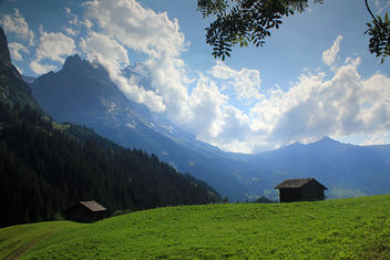 Mountains in the summer - Kostenloses image #290323