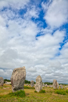 Carnac Stones - HDR - Kostenloses image #290653