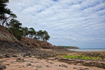 Rugged Beach Landscape - HDR - бесплатный image #290953