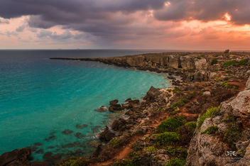 Sunrise at Favignana Island, Sicily (Italy) - бесплатный image #291103