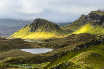 Transient light in Quiraing II - бесплатный image #293753