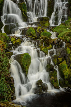 Waterfall II - Skye island - бесплатный image #293893
