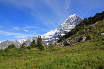 The impressive Eiger - Free image #294023