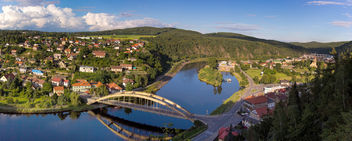 River Vltava near Prague - бесплатный image #294183