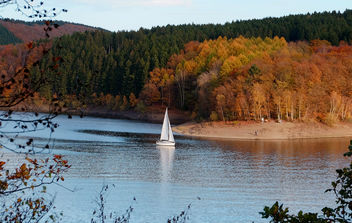 Lake Bigge, Germany - image gratuit #294623