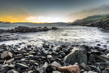 Sunrise in Torr Head, Northern Ireland - бесплатный image #295633