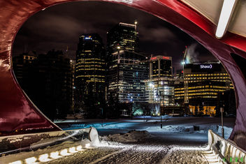Calgary bridge - Free image #295703
