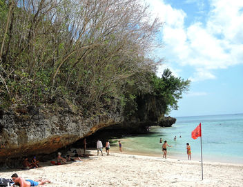 bali-natural beach - image gratuit #296423