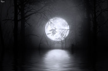 Haunted lake - image #298613 gratis