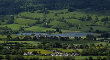 Down in the Valley, Cotswolds, Gloucestershire - Kostenloses image #299003