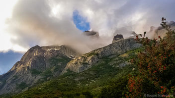 Mountains and Clouds - Kostenloses image #299163