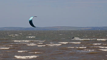 Kite Surfing Morecambe - Free image #299583