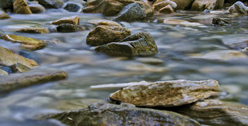 Rocky waters - image gratuit #299753