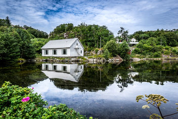 Spjeld - Storelva, Norway - Travel, landscape photography - Free image #300473