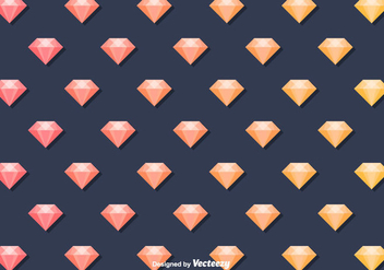 Free Vector Diamond Pattern - vector #301533 gratis