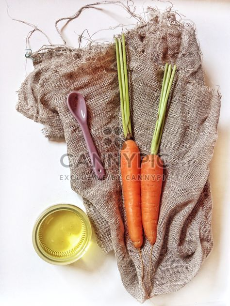Two carrots - Free image #302903