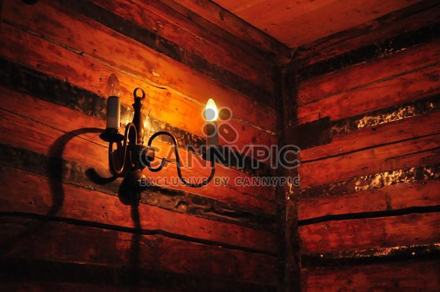 Bracket in dark room - image #303963 gratis