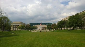 Central Library of Indianapolis - бесплатный image #305723