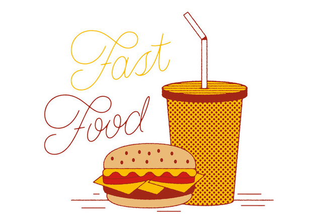Free Fast Food Vector - Free vector #305873