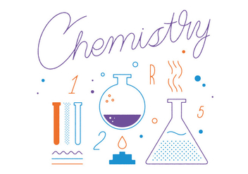 Free Chemistry Vector - Free vector #305893