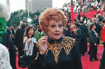 One of the last photographs of Lucille Ball (hi-res scan) - Kostenloses image #307643