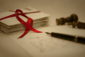 Photo5_red_ribbon - image gratuit #308233