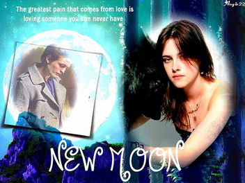 New Moon (Wallpaper) - Free image #308323