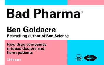 Bad Pharma by Ben Goldacre - бесплатный image #309353