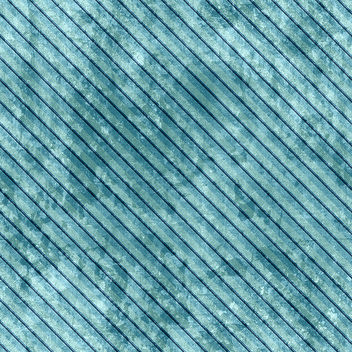 Tileable Grungy Teal Stripes Pattern - Free image #309973