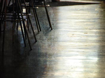 the cold concrete floor - Kostenloses image #310733