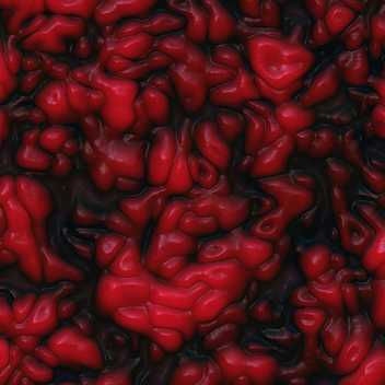 pink/red liquid using perlin noise + bump + coloring - image gratuit #311033