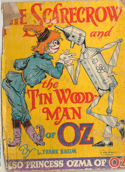 1914 Wizard of Oz Kids Book - image #311073 gratis