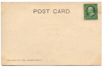 One Cent Postcard - Free image #311083