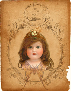 Doll Card - image #311823 gratis