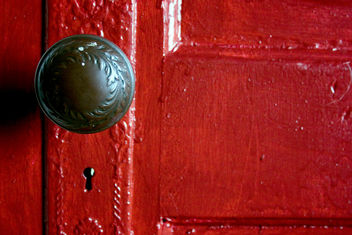 Red Doors Bring You Luck - Kostenloses image #312163