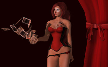Queen of Broken Hearts - image #314943 gratis