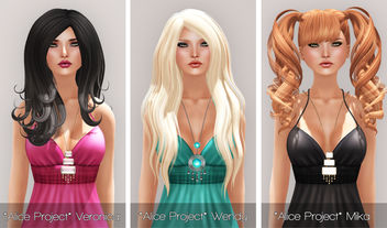 Alice Project for Hair Fair 2013 - Part 2 - Kostenloses image #315683