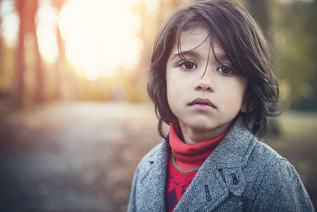 autumn child - image #316943 gratis